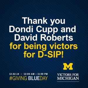 Thank You Giving Blueday